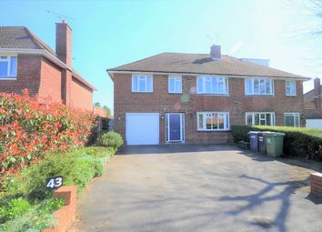 Thumbnail 4 bed semi-detached house to rent in Ashley Drive, Penn, High Wycombe, Buckinghamshire