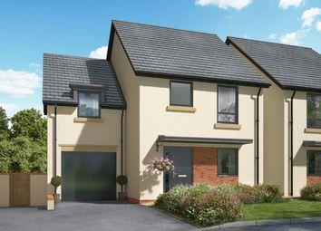 Thumbnail 4 bedroom semi-detached house for sale in Meldon Fields, Hameldown Road, Okehampton, Devon