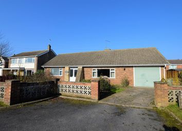 Thumbnail 2 bedroom detached bungalow for sale in Oxford Road, Stamford