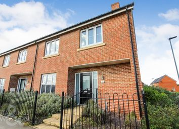 Thumbnail 2 bed semi-detached house for sale in Natterers Road, Hethersett, Norwich