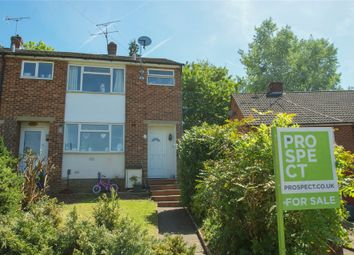 Thumbnail 3 bed end terrace house for sale in Tanhouse Lane, Wokingham, Berkshire