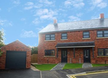 Thumbnail 3 bed semi-detached house for sale in Poppy Cottage, 12 Cruet Fold, Hollins Lane, Hampsthwaite