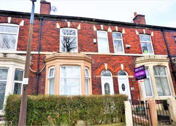 Thumbnail 3 bed terraced house for sale in Royal Avenue, Bury