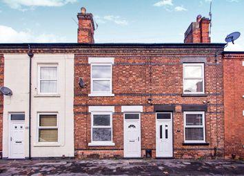 Thumbnail 3 bed terraced house for sale in Cheltenham Street, Nottingham
