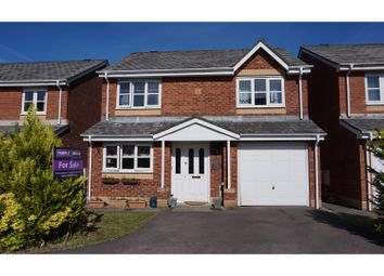 Thumbnail 4 bed detached house for sale in Herbert Thomas Way, Birchgrove