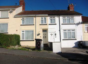 Thumbnail 3 bed terraced house for sale in Bankside Road, Brislington, Bristol