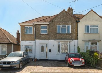 Thumbnail 4 bed semi-detached house for sale in Bridgefield Road, Whitstable, Kent