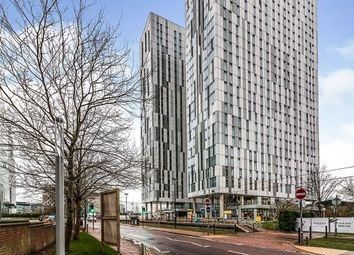 Thumbnail 1 bed flat to rent in Michigan Tower, Michigan Avenue, Salford