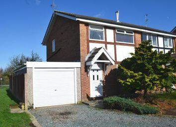 Thumbnail 3 bed semi-detached house for sale in Falcon Drive, Poulton-Le-Fylde