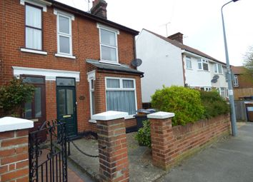 Thumbnail 3 bed semi-detached house for sale in King Edward Road, Ipswich