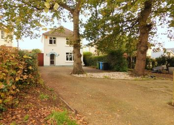 Thumbnail 3 bed detached house for sale in Lake Road, Hamworthy, Poole