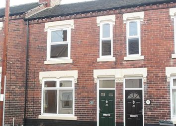 Thumbnail 2 bed terraced house to rent in Maddock Street, Burslem, Stoke-On-Trent