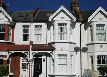 Thumbnail 3 bed terraced house for sale in Ashen Grove, London