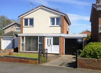 3 bed detached house for sale in Windermere Drive, West Auckland, Bishop Auckland DL14