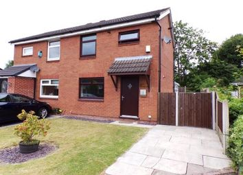 Thumbnail 2 bed semi-detached house for sale in Birchall Green, Woodley, Stockport, Greater Manchester