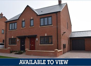 Thumbnail 3 bedroom semi-detached house for sale in The Bache, Telford