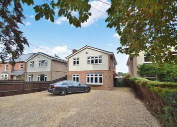 Thumbnail 4 bed detached house for sale in Hursley Road, Chandler's Ford, Eastleigh