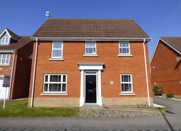 Thumbnail 3 bedroom detached house for sale in Bentley Drive, Lowestoft