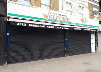 Thumbnail Retail premises to let in 54-56, Wood Street, Walthamstow, London