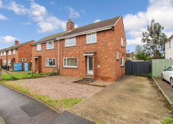 Thumbnail 3 bed semi-detached house for sale in Millfield Road, Deeping St James, Market Deeping