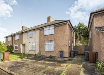 Thumbnail 2 bed end terrace house for sale in Davington Road, Becontree, Dagenham
