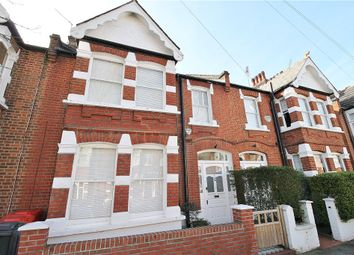 Thumbnail 4 bed terraced house to rent in Cleveland Avenue, Chiswick