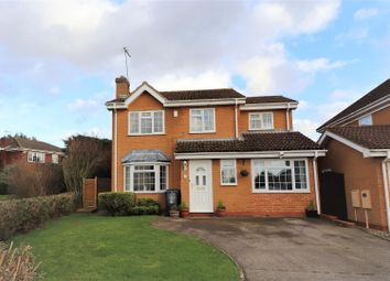 Thumbnail 5 bed detached house for sale in Wisley Close, Northampton