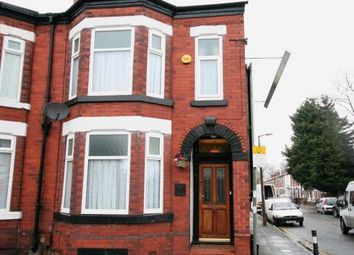 Thumbnail 2 bed terraced house for sale in Stockport Road, Cheadle, Cheshire