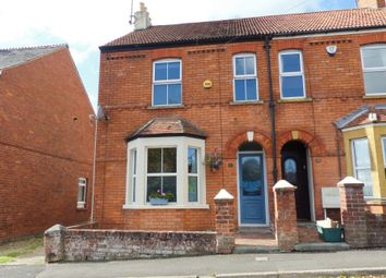 Thumbnail 2 bed end terrace house for sale in Percy Road, Yeovil