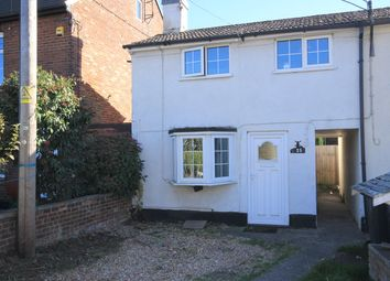 Thumbnail 2 bed semi-detached house for sale in Windmill Road, Flitwick