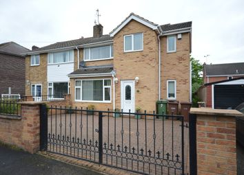 Thumbnail 3 bed semi-detached house for sale in Park Avenue, South Kirkby, Pontefract