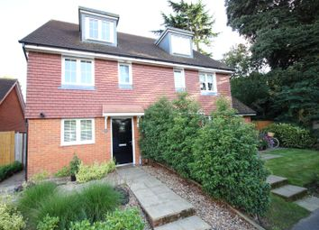 Thumbnail 4 bed semi-detached house for sale in Duckworth Drive, Leatherhead