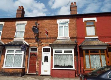Thumbnail 3 bed terraced house for sale in Village Road, Birmingham, West Midlands