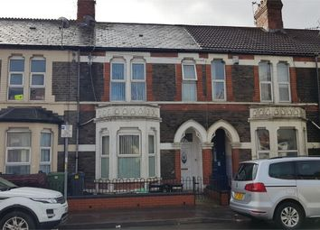 Thumbnail Terraced house for sale in Ninian Park Road, Riverside, Cardiff, South Glamorgan