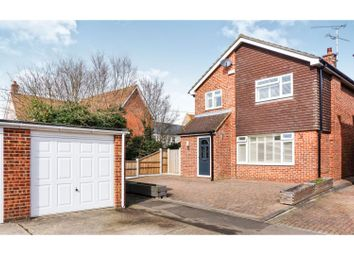 Thumbnail 4 bed detached house for sale in Kinloch Chase, Witham