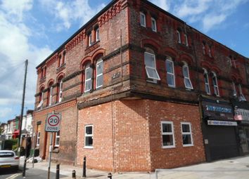 Thumbnail 1 bed flat to rent in Stanley Road, Bootle