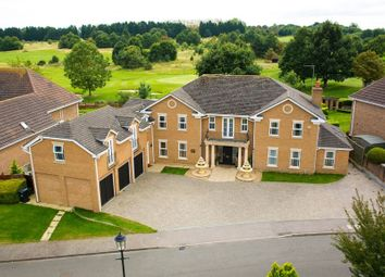 Thumbnail 7 bed detached house for sale in Turnberry Lane, Collingtree, Northampton