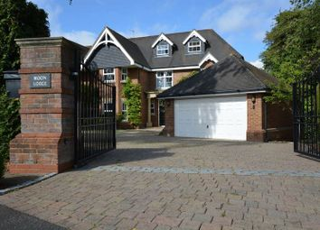 Thumbnail 5 bed detached house for sale in Burgess Wood Road South, Beaconsfield