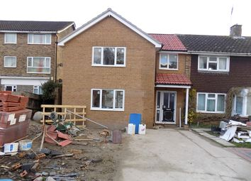 Thumbnail 3 bed end terrace house for sale in Knightwood Road, Hythe