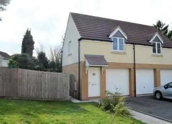 Thumbnail 2 bed flat for sale in Twelve Acres Close, Paulton, Bristol