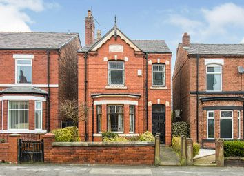 Ellesmere Road, Wigan, Greater Manchester WN5. 3 bed detached house for sale