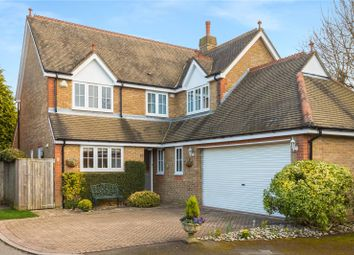 4 bed detached house for sale in Beacon Close, Chalfont St Peter, Gerrards Cross, Buckinghamshire SL9