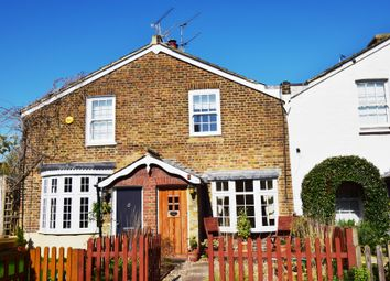 Thumbnail 2 bed cottage for sale in St.Leonards Square, Surbiton, Surrey