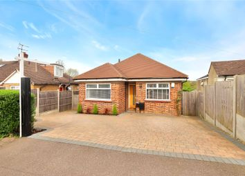 Thumbnail 3 bed detached bungalow for sale in Abbots Rise, Kings Langley