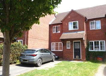 Thumbnail 3 bed terraced house for sale in Dales Close, Swindon