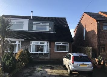 Thumbnail 3 bed semi-detached house for sale in New Lane Pace, Banks, Southport