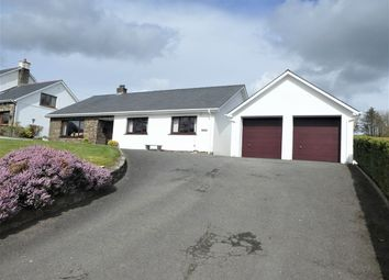 Thumbnail 3 bed detached bungalow for sale in Talgarreg, Llandysul
