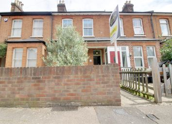 Thumbnail 3 bed terraced house for sale in Lordship Road, Cheshunt, Waltham Cross
