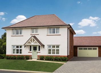Thumbnail 4 bed detached house for sale in The Grange, Port Road, Wenvoe, Cardiff