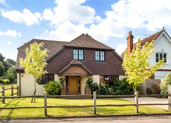 Thumbnail 5 bed detached house for sale in Alfred Road, Farnham, Surrey